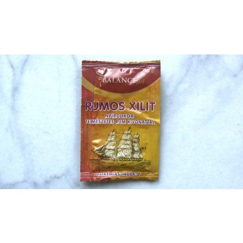 Rumos xilit 10*8g - xilit alapú rumos édesítőszer