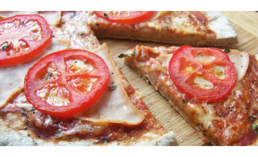 Gluténmentes pizza recept