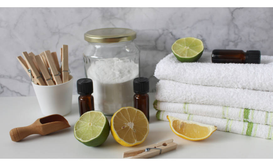 Környezetbarát tisztítószerek háztartásunkban - citromsav és szódabikarbóna