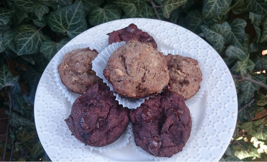 Mindenmentes muffin